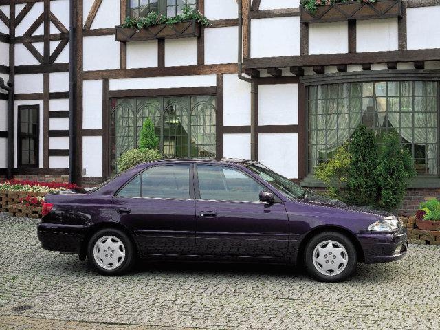 Toyota carina тойота карина 1996 2001 седан