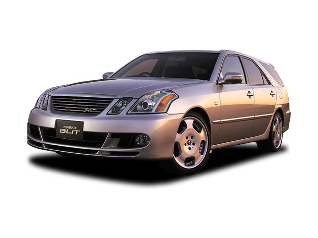 Toyota mark ii wagon blit тойота марк 2 вэгон