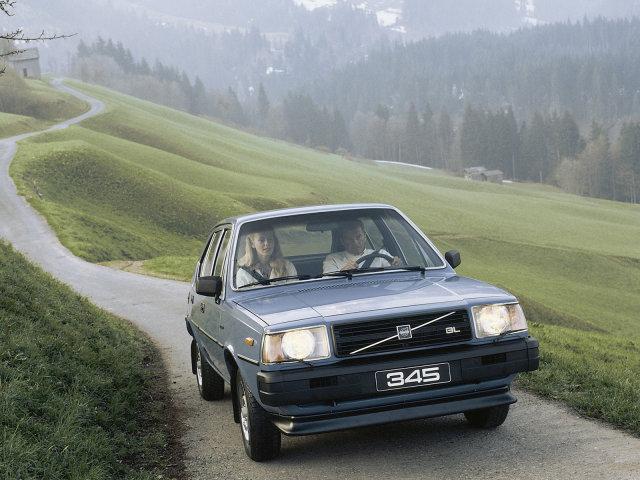 voor het model Volvo 345.