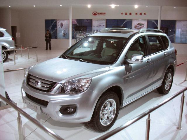 китайский автомобиль ховер фото