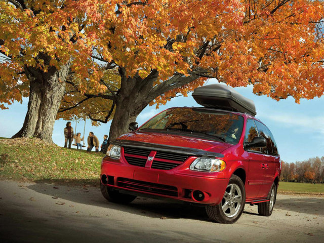 Фотографии, обои Додж Гранд Караван,Dodge Grand Caravan.