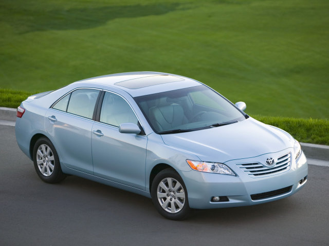 2007 Toyota Camry General Photos.