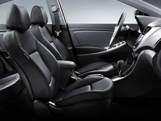 Hyundai solaris клиренс фото