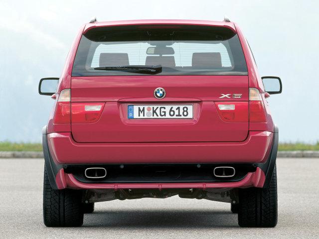 Фотогалерея BMW X5 E53 / страница 2.