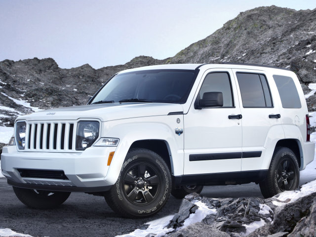 jeep liberty фото