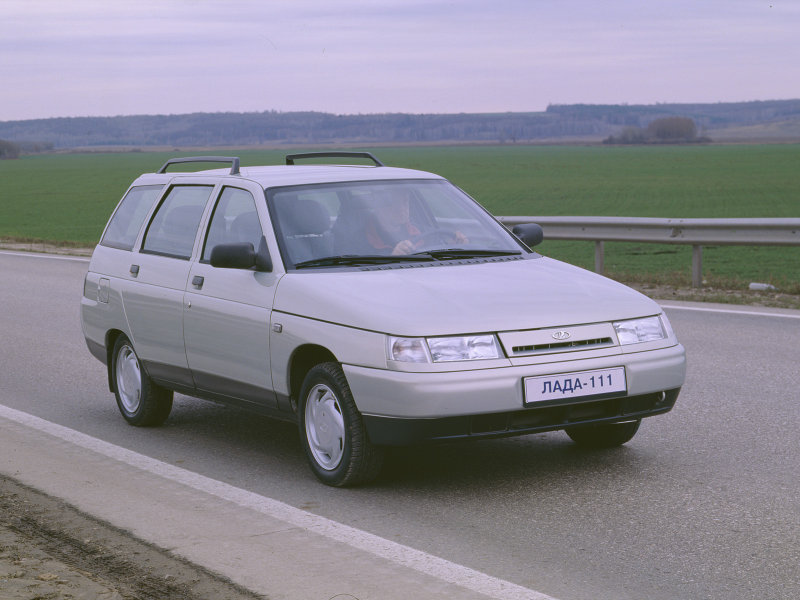 All pictures of VAZ Lada 111.