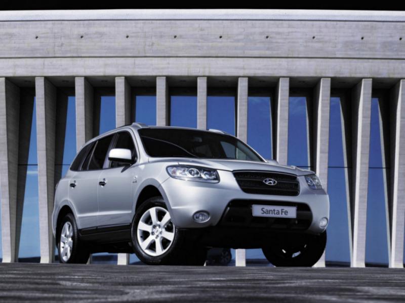 Hyundai Santa Fe: гарний пройдисвіт