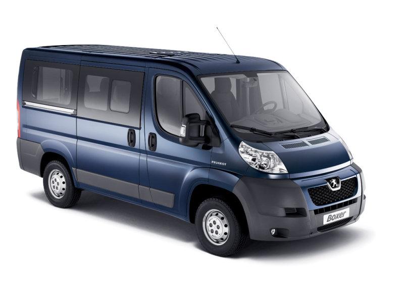 Peugeot Boxer автобус III 2.…