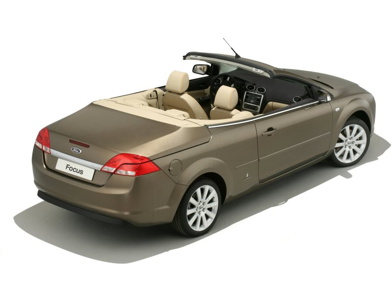 Ford Focus Coupe-Cabriolet фот…
