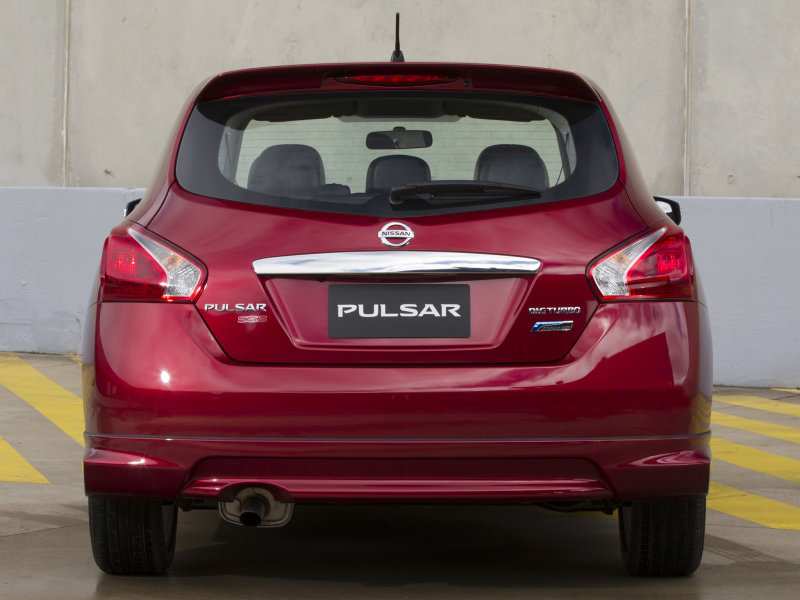Сидней-2012: Nissan Tiida изображени…