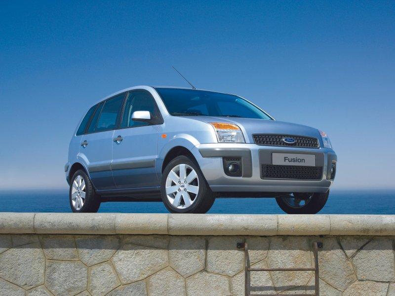 Экстерьер фото Ford Fusion.