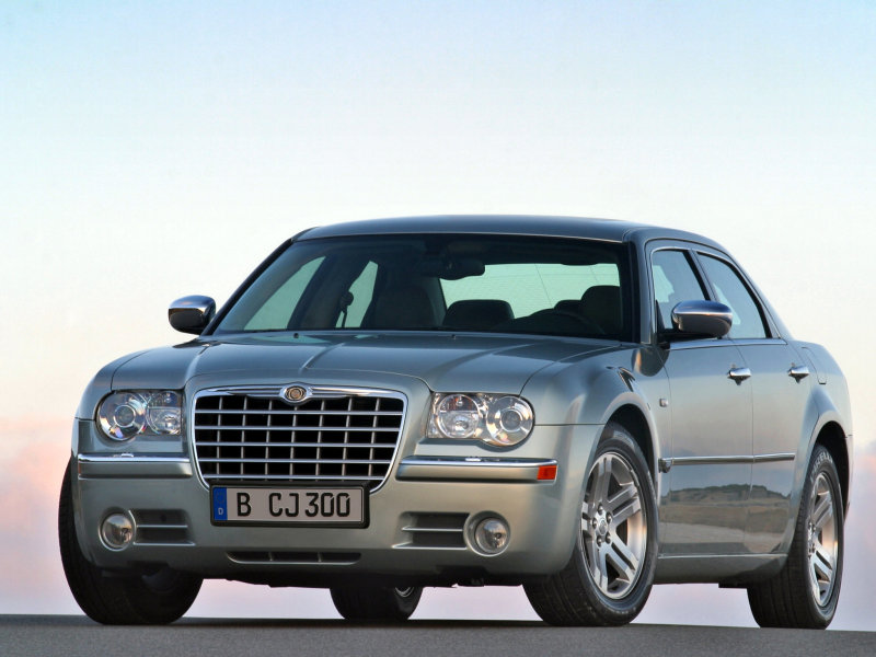 Фото Chrysler 300C.