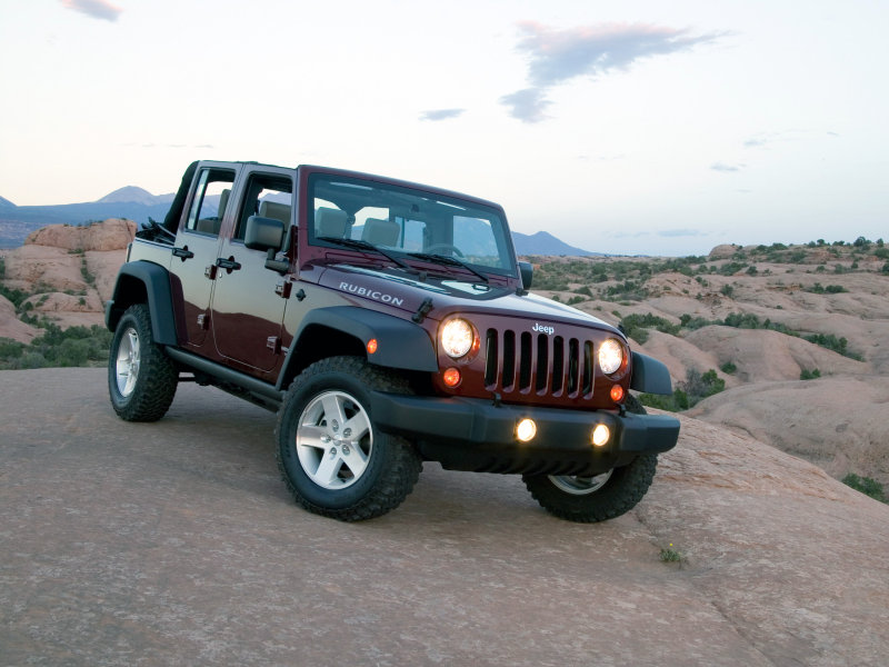Jeep wrangler sport unlimited.
