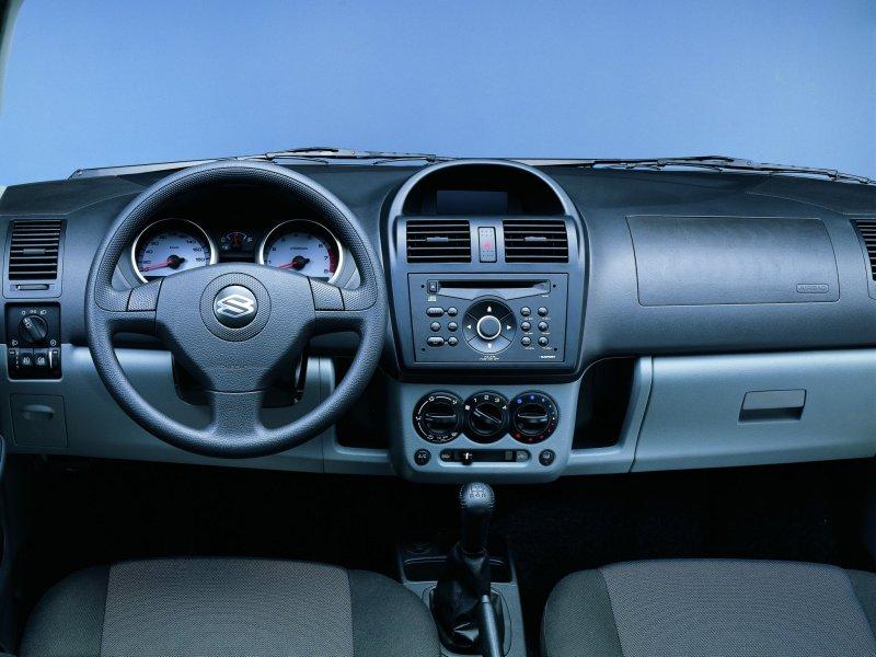 Suzuki Ignis: 12 фото.