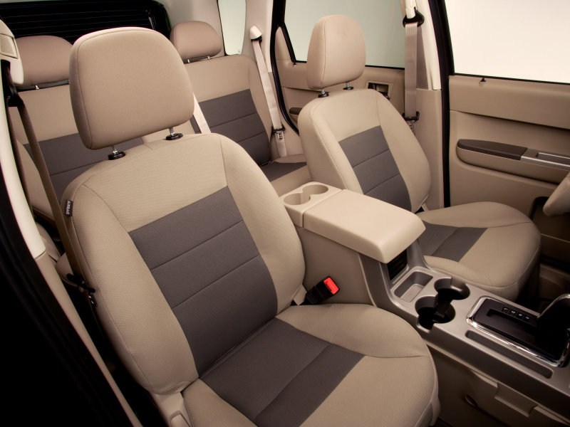 2008 Ford Escape Image.