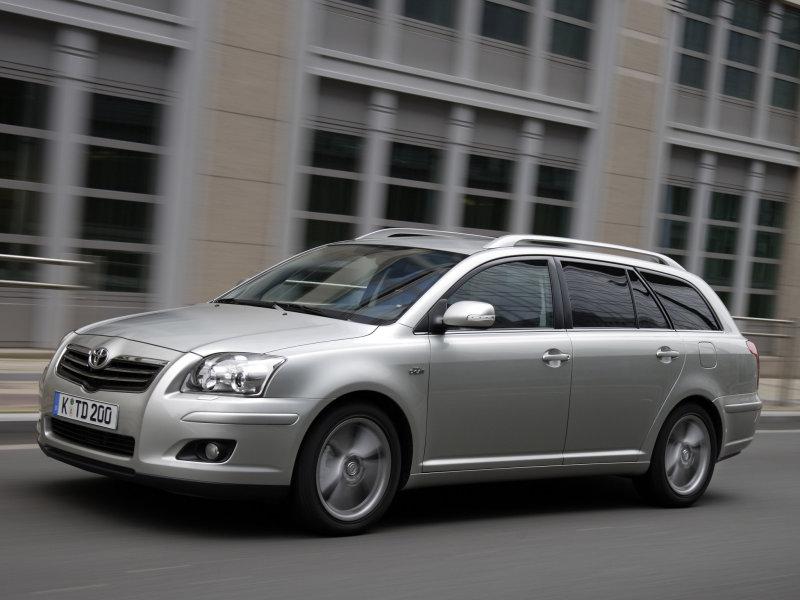 Avensis.  По информации из шпионских…