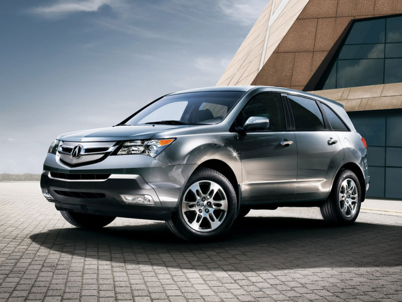 Фото Acura MDX Sport Entertainme…