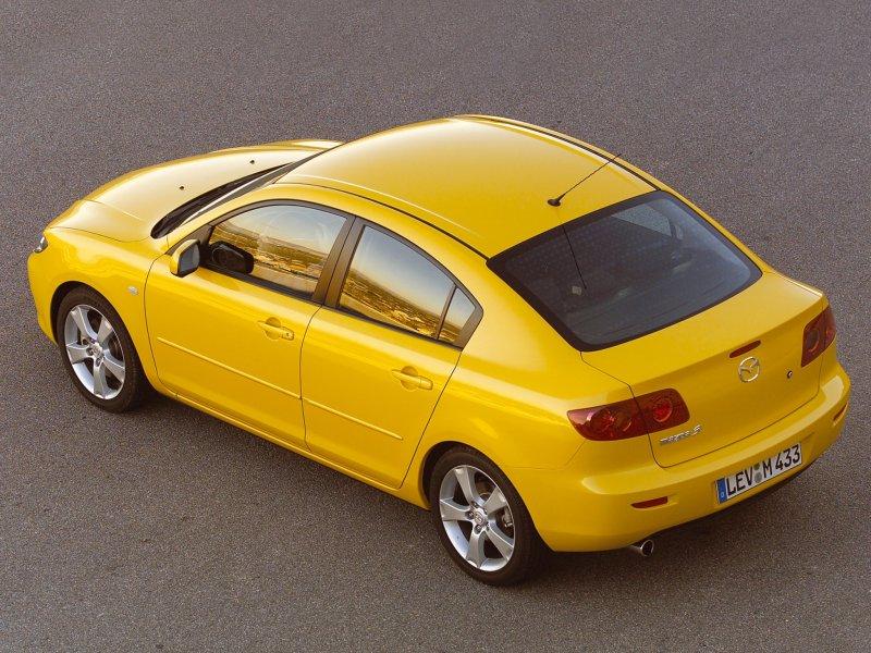 Фотографии автомобилей Mazda 3 /…