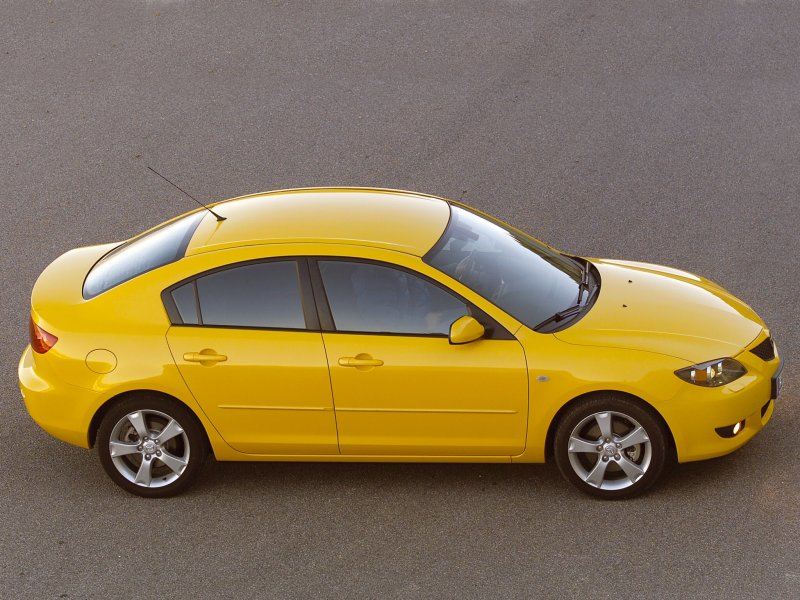 Фото автомобилей Mazda 3.