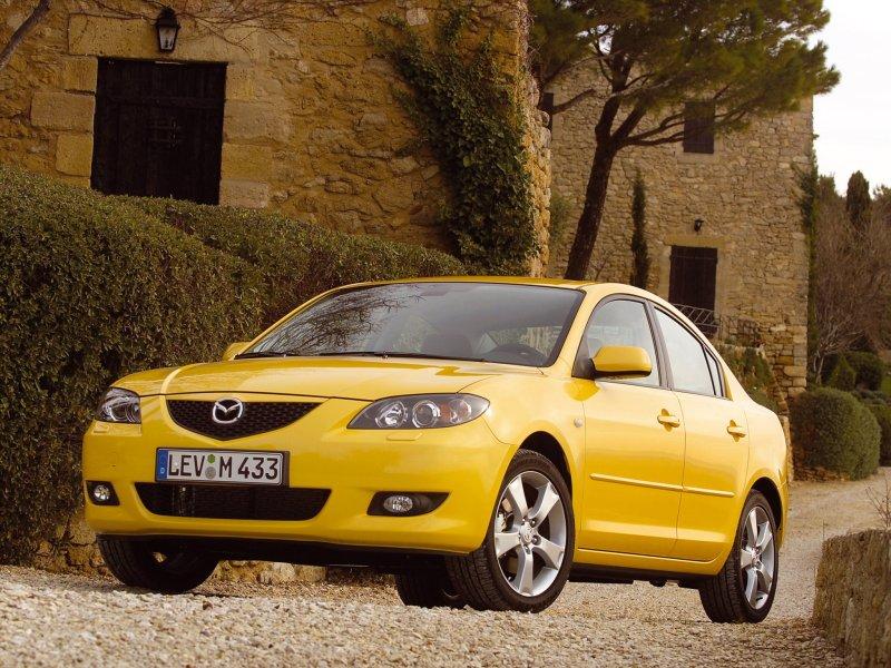 Mazda 3 Sedan 2004-2008 …