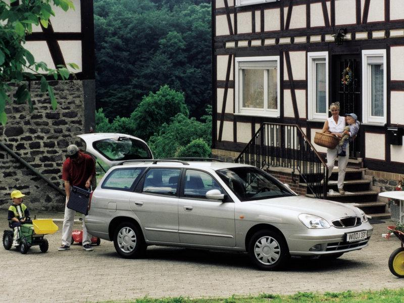 NubiraII 1.6 16V Wagon(KLAJ) Daewoo …