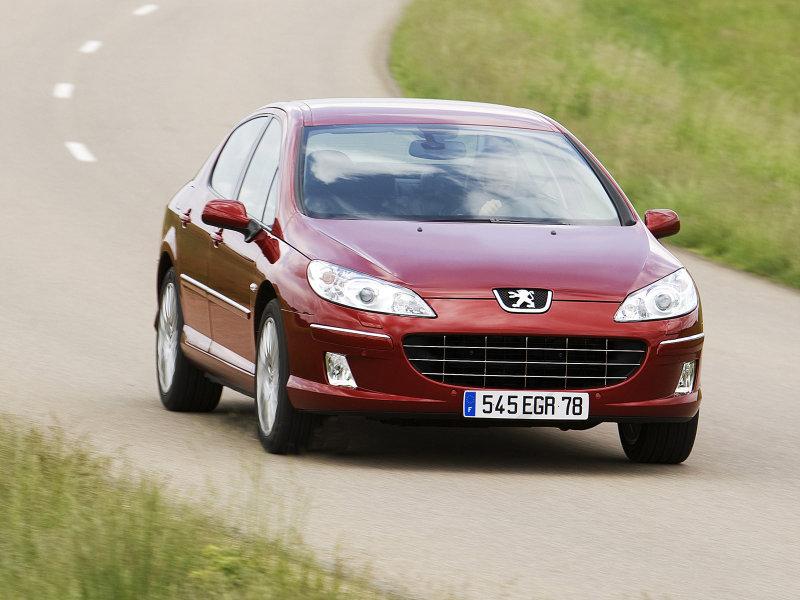 Видео тест драйв Peugeot 407- Пежо 407 смотреть обзор.