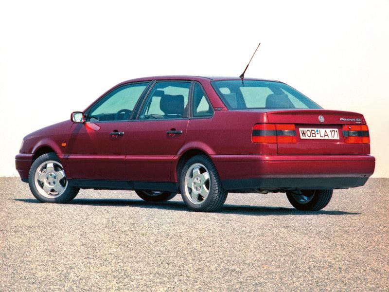 Фотографии автомобиля Volkswagen Passa…