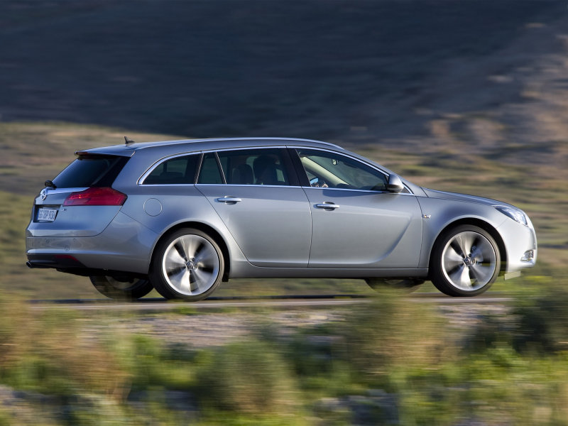 Фотографии автомобилей Opel Insignia…