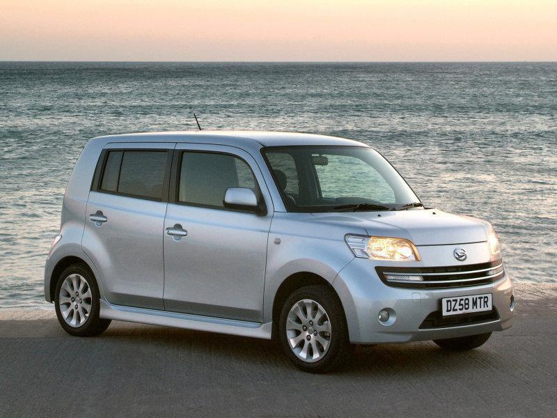Технические характеристики Daihatsu …