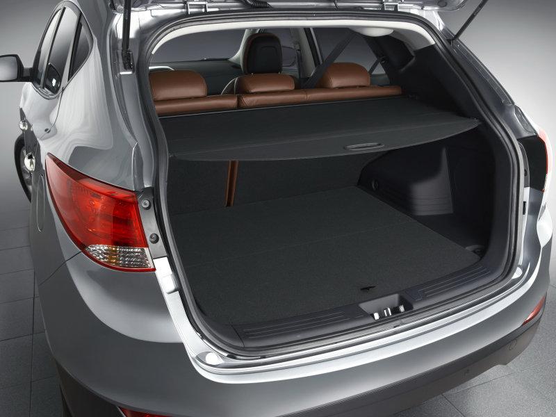 Hyundai ix35 Внедорожник фото…