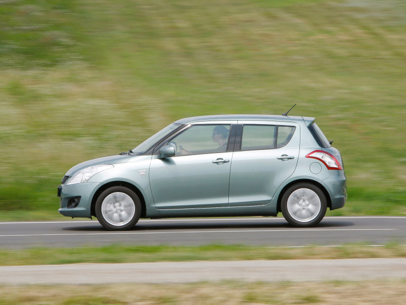 Новая Suzuki Swift : подробности…
