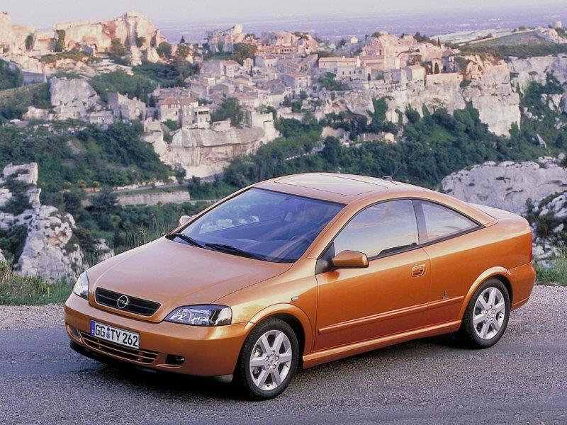 Opel astra 18 16v 116hp #3