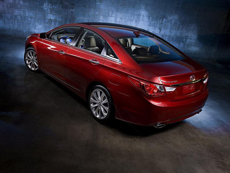 Hyundai Sonata фото.
