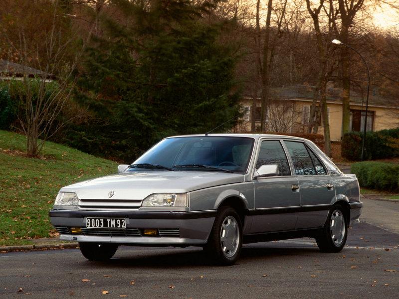 Фотографии автомобилей Renault 25…