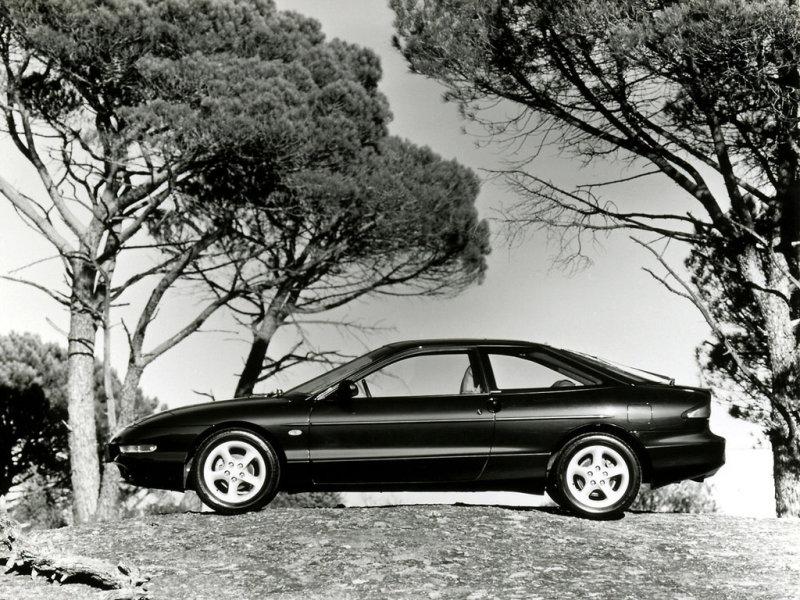 Фотогалерея Ford Probe.