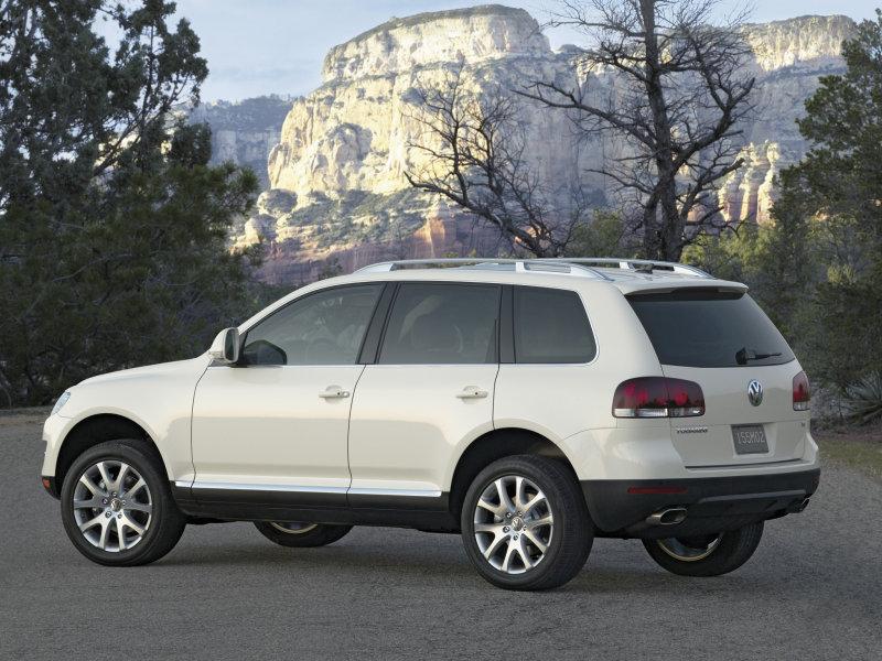 Фотография Volkswagen Touareg V8 2…