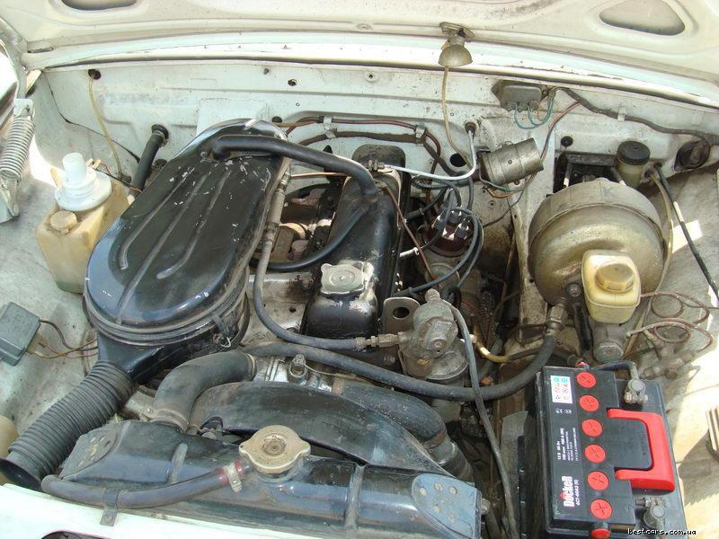 Двигатель на 24 волге