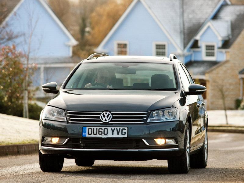 Фотографии автомобилей Volkswagen Pass…