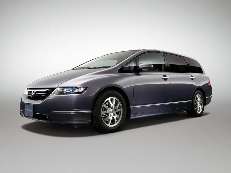 Honda Odyssey 2003 Japan. фото…