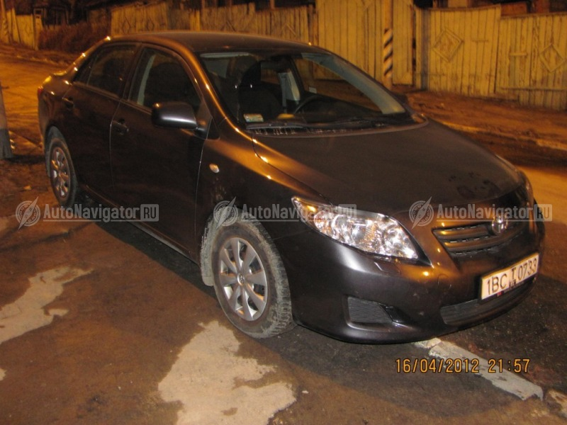 Toyota Королла саратов #11