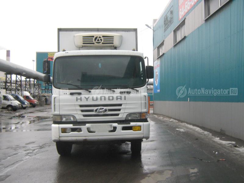 дилеры hyundai truck в санкт-петербурге
